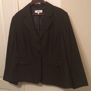 Business attire suit jacket